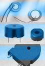 Membrane und Breitbandsignalgeber
